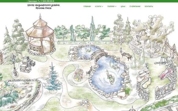 Дизайн сайта и программирование